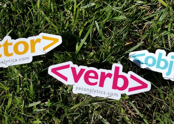actor verb object