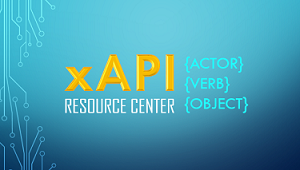xAPI Resource CenterUpdate